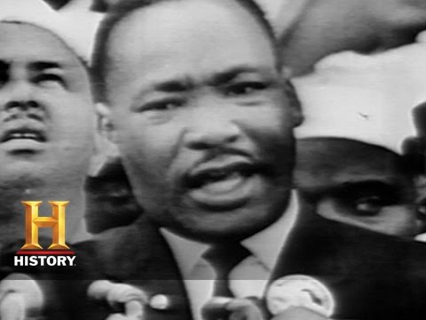 Black History Month Broadband: Martin Luther King Jr. Leads The March on Washington | History