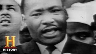 Black History Month: Martin Luther King Jr. Leads the March on Washington | History