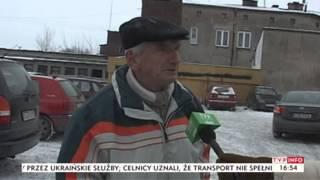 Wierni protestują; inwestycja przysłoni gotycką świątynię? (Puls Polski TVP Info, 30.01.2014)