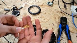 تشغيل الهزاز إلى الأبد (تغيير 3xAAA أو بطاريات AA إلى طاقة USB)