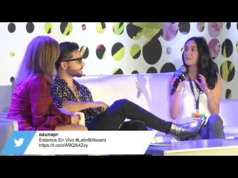 Billboard Latin Conference MALUMA 2017