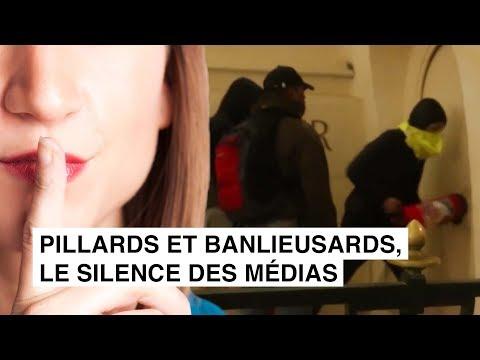 Pillards et banlieusards, le silence des médias - I-Média n°227