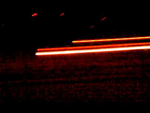 UFO Landing Mysterious Red Lights in the Desert November 26, 2011 6:45 PM