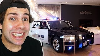 Download POLICE DROVE INTO MY LIVING ROOM!! (FREAKOUT) Mp3 and Videos