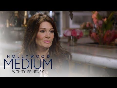 "Lisa Vanderpump Gets Emotional on ""Hollywood Medium""   Hollywood Medium with Tyler Henry   E!"