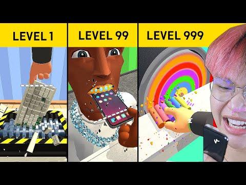 เขาบอกว่าเกมแปลก.. แต่ทำให้รู้สึกฟิน ถัมจีงง?🤣📱 (Hilarious ASMR App Game)