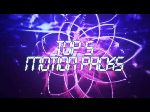 TOP 5 FREE MOTION PACKS #2 - Prestige Intros