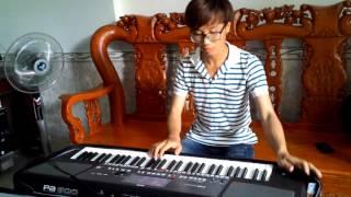 Định YPK - Quê em mùa nước lũ - KORG PA600