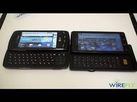 LG Ally vs. Motorola DROID Schmackdown
