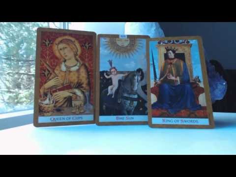 CANCER June 2016 Monthly Intuitive Tarot Astrology Love Horoscope Card Reading