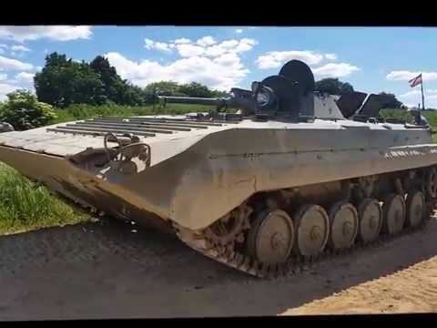 Panzerfahren BMP 1
