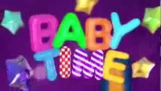 Заставка Baby Time (BRIDGE TV)