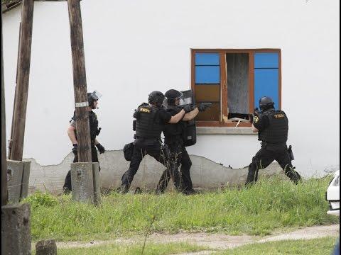 Rálőtt a rendőrökre egy férfi Orosházán – kommandósok fogták el