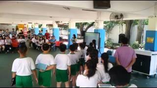 鳳溪第一小學2015627電子教學示範課-體育科 Part1