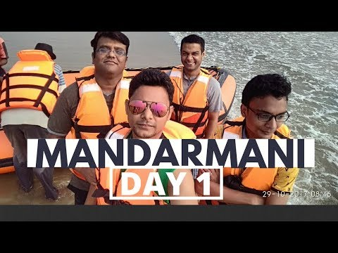 MANDARMANI  DAY 1 Weekend Trip -Travel Tips | Sea Beach | Water Sports |
