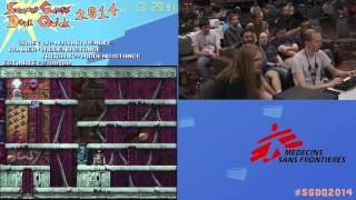 Summer Games Done Quick 2014 - Part 97 - La-Mulana Remake