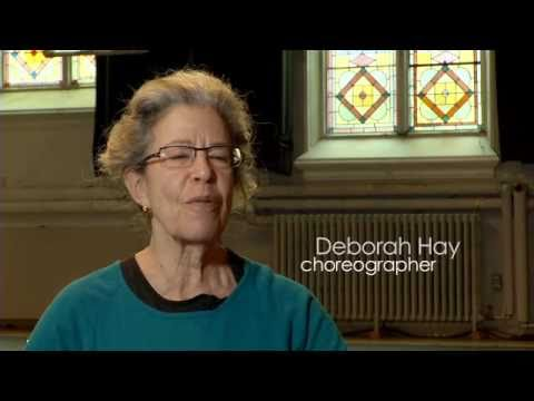 An Interview with Deborah Hay - Up Until Now