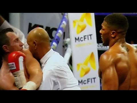 JOSHUA VS KLITSCHKO FULL POST FIGHT RESULTS! AJ THE REAL DEAL! MUST FIX STAMINA! CALLS OUT FURY!