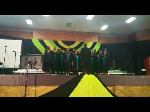 Helderberg College Choir - Hallelujah