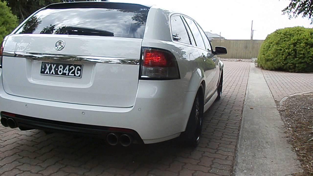 2013 VF Holden Commodore Sportwagon SSV  414kw  YouTube