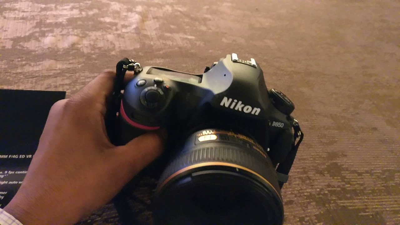 India] Nikon #D850 First Look, Pricing, Offers, And More - YouTube
