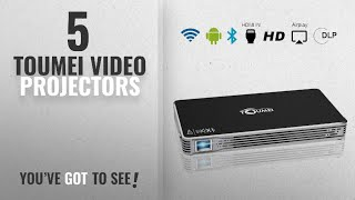 Top 10 Toumei Video Projectors [2018]: Projectors,TOUMEI Mini Portable Video Projector Max Throw