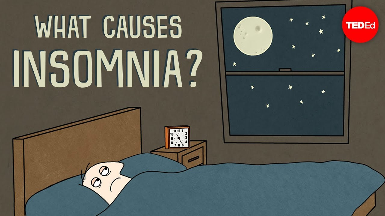 Insomnia (Sleeplessness): Symptoms, Causes, and Treatment
