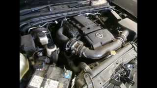 Wrecking 2007 Nissan Navara Engine, 4.0, Manual (c15226)