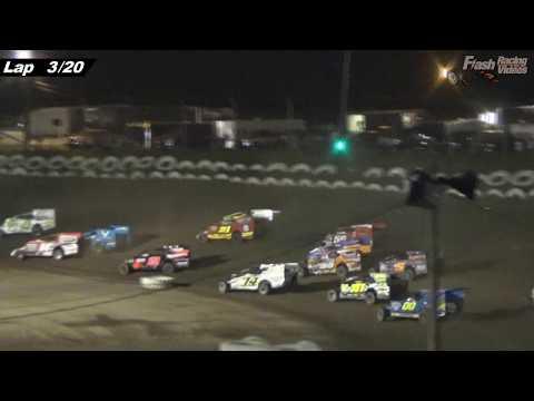 Modifieds & Sportsman - 8/10/18 - Big Diamond Speedway