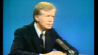Pres. Carter on hostage crisis on Face the Nation