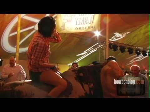 2009 Kentucky Bourbon Festival - Wild Turkey Boots N Bourbon featuring The American Honey Girls