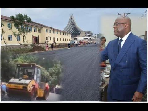 Botala Avenue de l'université ndenge ekomi , Félix TSHISEKEDI alobi Kinshasa eko ngela...