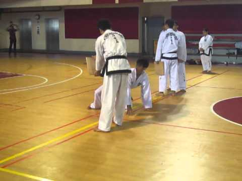 ITF BLACK BELT'S GRADING IN PHILIPPINES (PART 3)