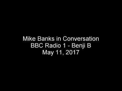 """Use Your Ears"" - Mad Mike Banks BBC Radio 1 Interview"