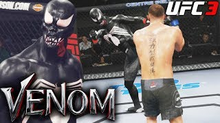 Venom! The Symbiote Is Too Much For The UFC! EA Sports UFC 3 Online Gameplay