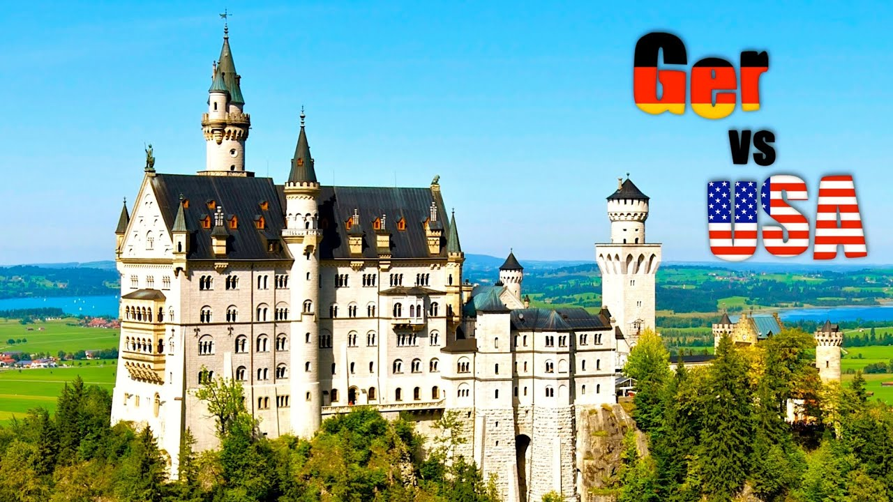 Best Places To Visit In Germany Youtube
