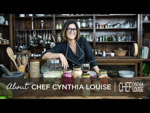 About Chef Cynthia Louise - Wholefoods Master Chef and Creator of Plant Based Online Cooking Classes