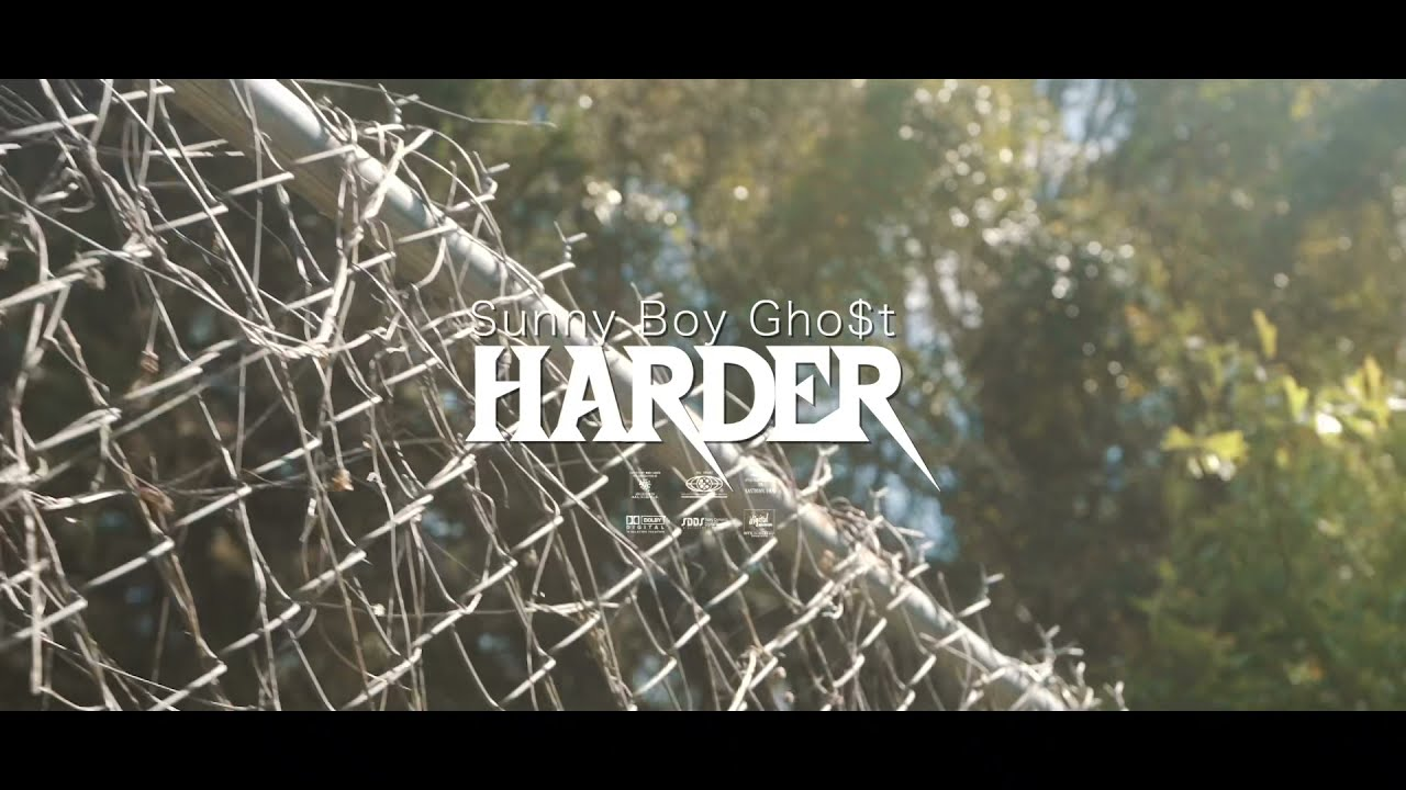 Download Sunny Boy Gho$t - Harder (Official Music Video)