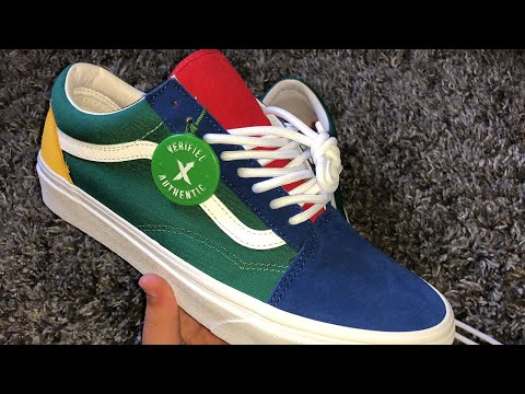 how to loose lace old skool vans *yacht clubs*