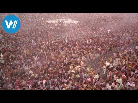 Holi Festival of Colours | Munich 2014 (HD 720p)