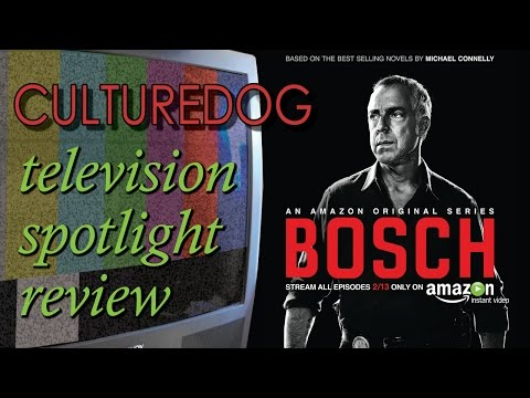 Television Spotlight Review – Bosch (Season 1)