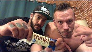 Honest Reviews: think! High Protein Bar - Brownie Crunch