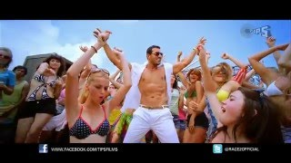 Lat Lag Gayee hindi movie song Race 2  Saif Jacqueline Benny Dayal Shalmali