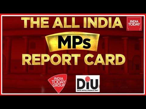 India Today's Special Report Card On What Lok Sabha MPs Did In Past 5 Years