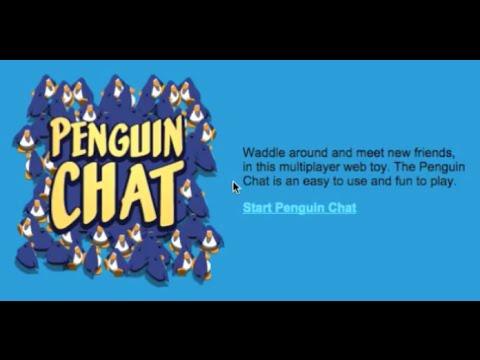 Going On Penguin Chat 2015, Club Penguin Predecessor