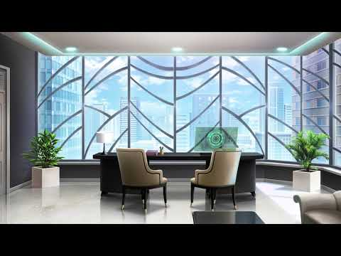 Aeric Office Animated W Radar