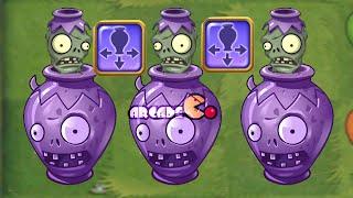 Plants Vs Zombies 2: New Power Unlocked Vasebreaker Endless Wave -19