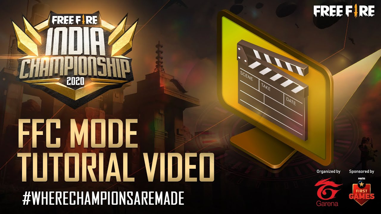 Free Fire India Championship, Fall 2020 | FFC Mode Tutorial