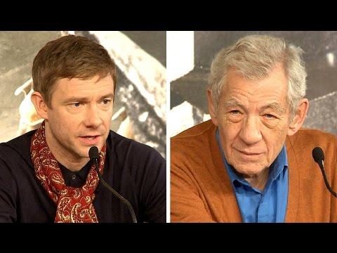 The Hobbit Battle Of The Five Armies Premiere Press Conference Interviews