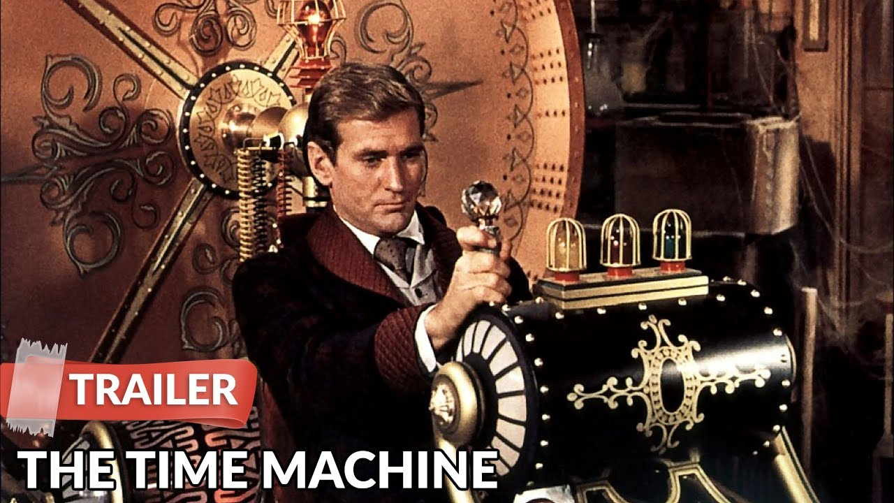 2b0001a522 The Time Machine 1960 Trailer | Rod Taylor - YouTube
